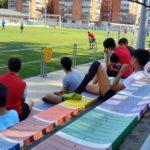 Empiezan los entrenamientos de fútbol 11